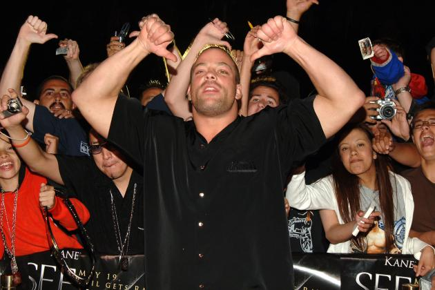 Rob Van Dam Talks WWE Money in the Bank, ECW and More on Ring Rust Radio