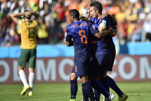 Australia vs. Netherlands: Dutch Prove They Are a True Favorite