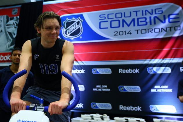 2014 NHL Mock Draft: Full Projections for All Prospects for Round 1