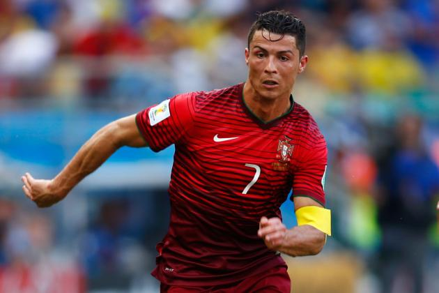 Why Cristiano Ronaldo Is Under Most Pressure for Portugal After Germany Defeat