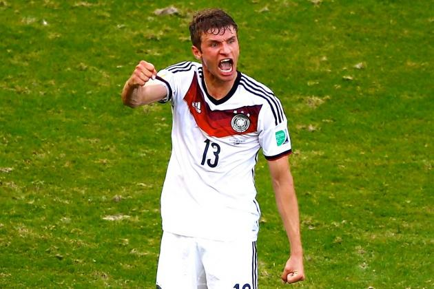 Why Thomas Muller Is so Important to Germany's World Cup Hopes