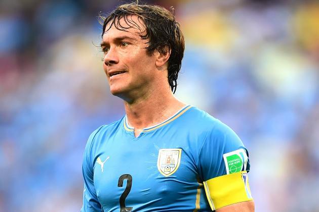 Diego Lugano Injury: Updates on Uruguay Star's Knee and Return