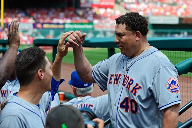 Mets' Colon Too Much for Cardinals in 3-2 Win