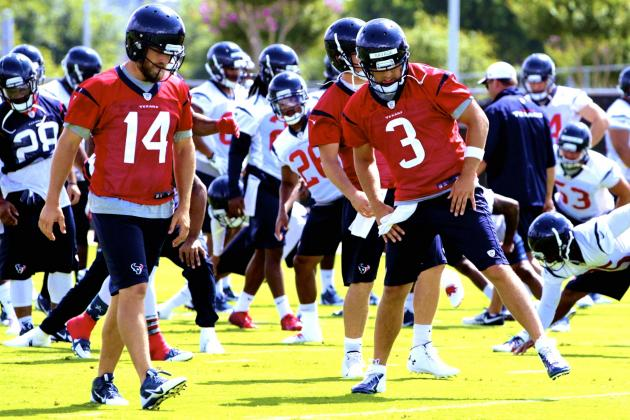 Can Ryan Fitzpatrick Quarterback Houston Texans to Magical Bounce-Back Season?