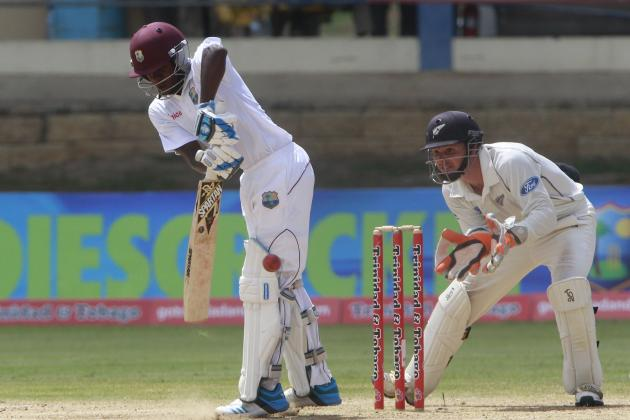 West Indies vs. New Zealand, 2nd Test: Day 3 Video Highlights, Scorecard, Report