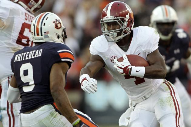 Alabama Football: Everyone Overlooking T.J. Yeldon Is Making a Huge Mistake