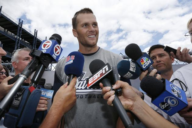 No Surprise: Brady Outdoes Garoppolo