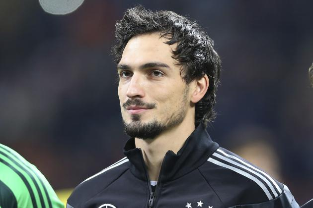 Manchester United Transfer News: Why Mats Hummels Won't Join Red Devils in 2014