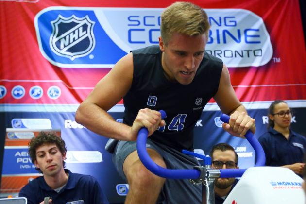 NHL Draft 2014: Latest Mock Predictions for This Year's 1st-Round Prospects