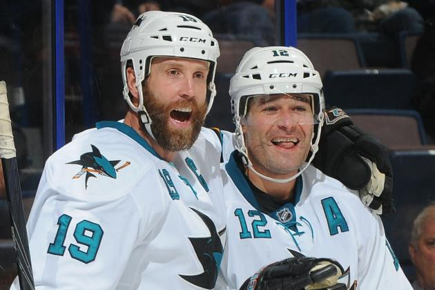 San Jose 'Rebuild' Doesn't Mean End of the Line for Sharks Stars