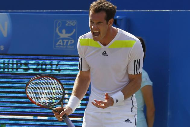 What Andy Murray's Loss to Grigor Dimitrov Means for US Open