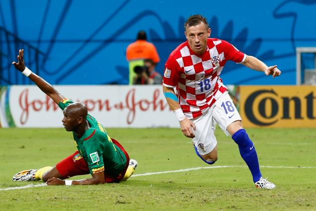 Cameroon vs. Croatia: Live Player Ratings