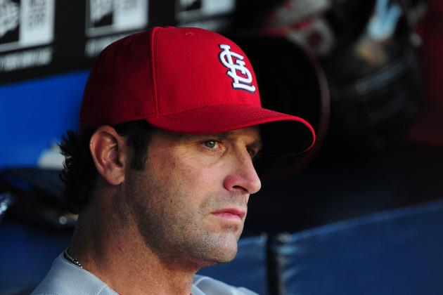Matheny: Brewers Video 'Caught Me by Surprise'