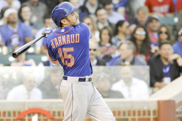 Report: A's Series Eyed for D'Arnaud Return