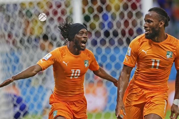 Colombia vs. Ivory Coast: Breaking Down Key Players in Group C Battle