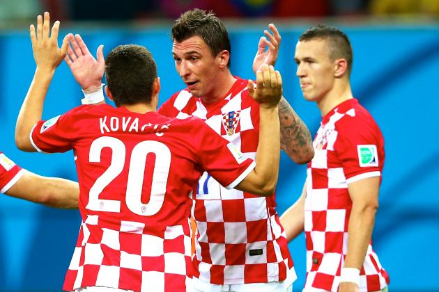 Cameroon vs. Croatia: World Cup Group A Score, Grades and Post-Match Reaction