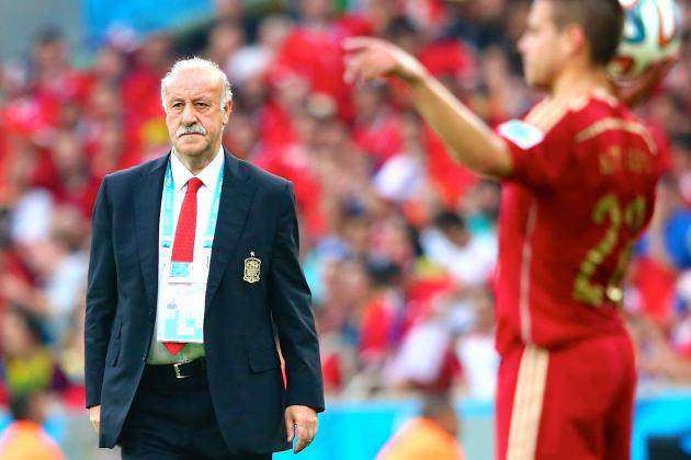 Spain's Glorious Era Is Finished After Quick World Cup Exit in Brazil