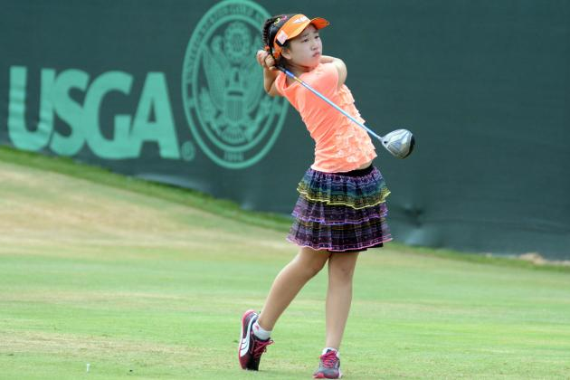 Why There's Nothing Wrong with 11-Year-Old Lucy Li Playing in the 2014 US Open
