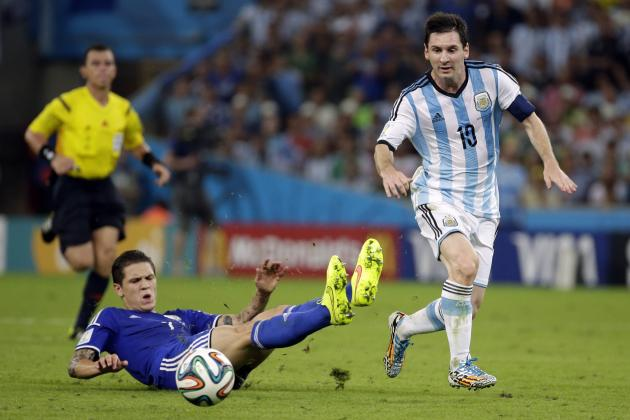 Why Argentina Will Stick with Their 4-3-3 Formation Against Iran
