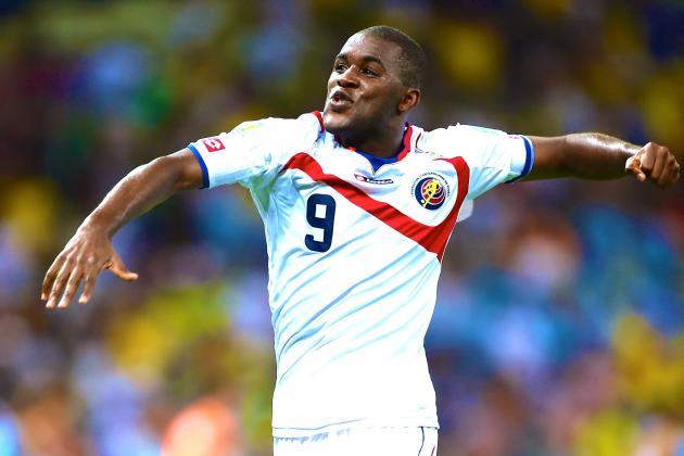 Costa Rica's Joel Campbell Must Start for Arsenal Next Season