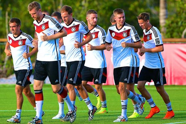 Germany Gifted Perfect Start by Headcase Pepe, but Must Push on Against Ghana