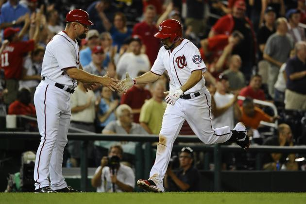 Rendon Homers, Nationals Rally Past Astros 6-5