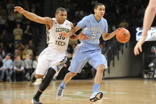 UNC Basketball: How Does Marcus Paige Compare with the All-Time Great UNC PGs