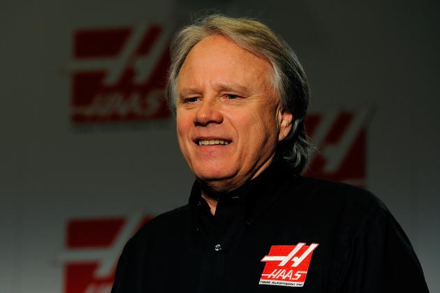 Gene Haas' New Formula 1 Team Will Struggle If They Don't Build Their Own Car