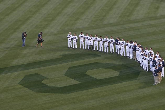 Padres Honor Tony Gwynn with Pregame Tribute vs. Mariners