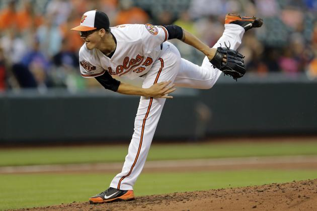 Kevin Gausman Shows He Can Be X-Factor in Orioles' 2014 Playoff Hopes