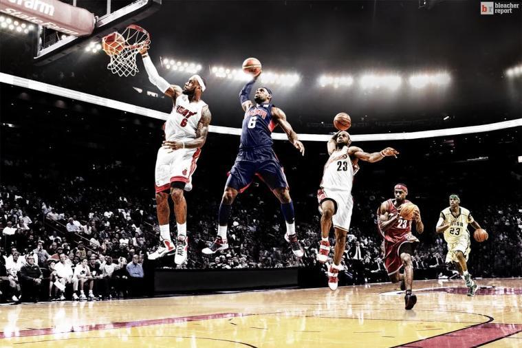 Despite Runner-Up Finishes, Was 2014 LeBron James' Best Statistical Season Yet?