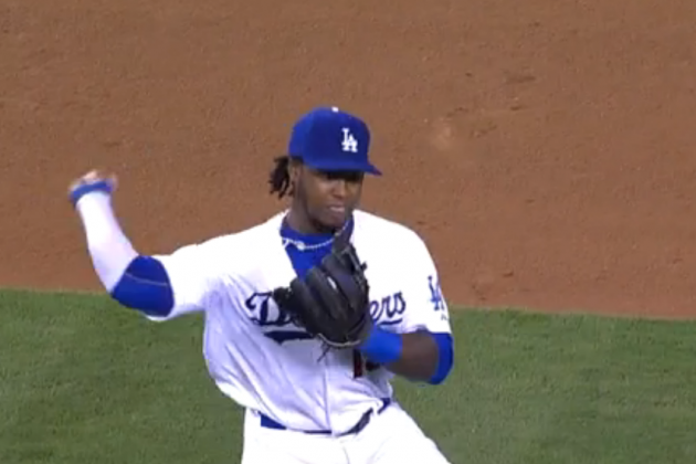 Clayton Kershaw Loses Perfect Game Bid on Hanley Ramirez Throwing Error