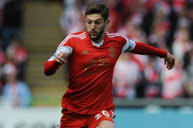 Liverpool Transfer News: Adam Lallana, Dejan Lovren Dual Deal Expected by Reds