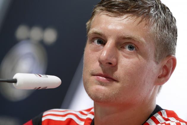 Manchester United Transfer News: Toni Kroos Reveals Latest on Bayern Future