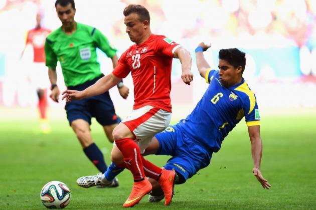 Adam Lallana or Xherdan Shaqiri: Who Is the Better Transfer Move for Liverpool?