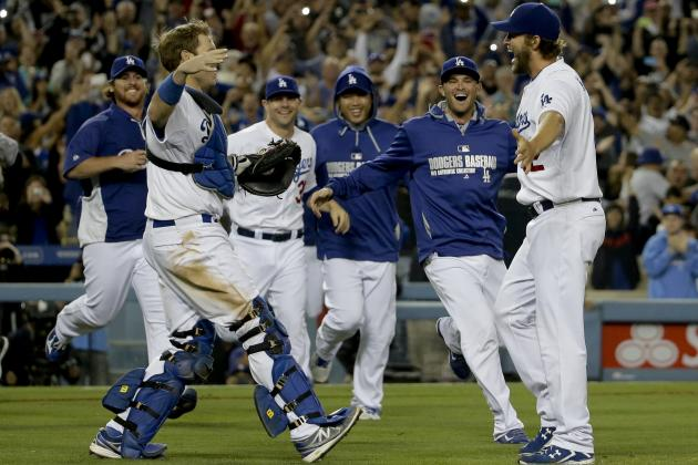 Dodgers' Clayton Kershaw Throws 1st Career No-Hitter and Strikes Out 15
