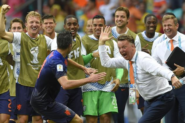 Louis Van Gaal's Game Management Will Excite Manchester United Fans