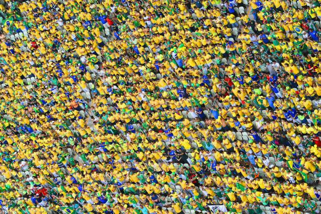 Brazil and Mexico Fans Reported to FIFA for Alleged Homophobic World Cup Chants