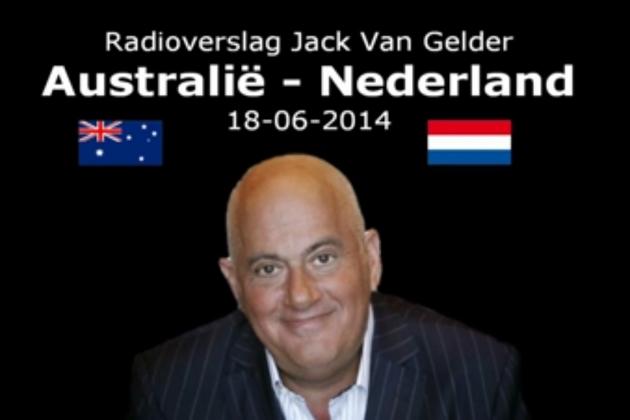 Listen to Jack Van Gelder's Amazing Commentary of Holland 3 – Australia 2