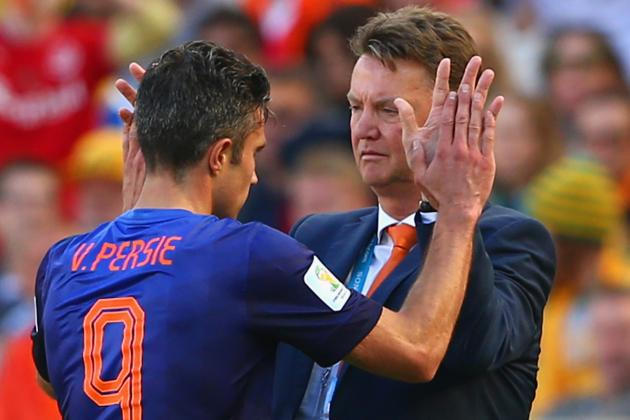 Van Gaal's Tactical Merry-Go-Round Pays off