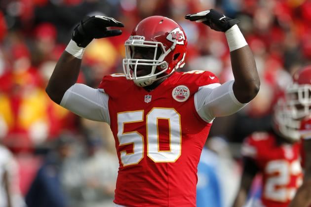 Why Justin Houston's Holdout Is Good for the Kansas City Chiefs