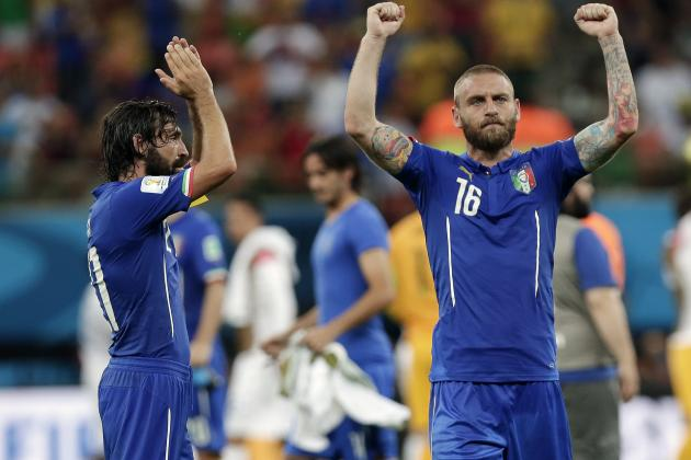 Italy vs. Costa Rica: Betting Odds, Preview, World Cup 2014 Prediction