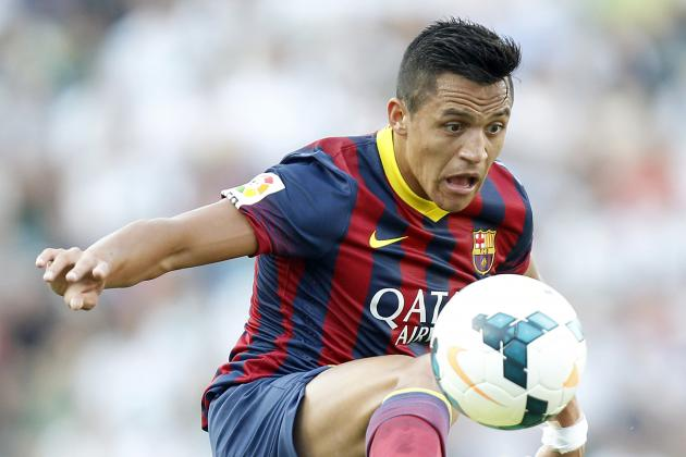 Liverpool Transfer News: Alexis Sanchez Reportedly Wants Barcelona Exit