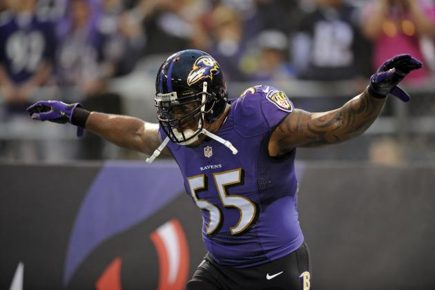 Older Terrell Suggs Want to Finish Stronger