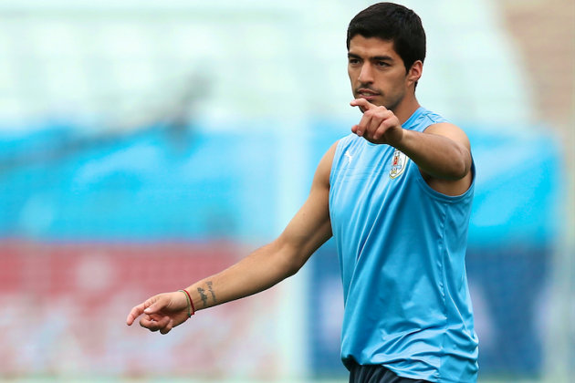 Hatching a Plan for England to Stop Uruguay Forward Luis Suarez