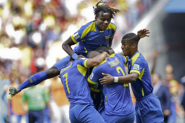 Honduras vs. Ecuador: Date, Time, Live Stream, TV Info, 2014 World Cup Preview