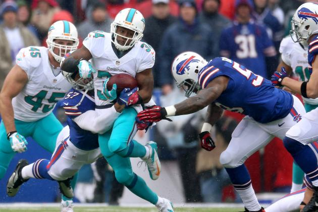 Miami Dolphins' Battle for Return Job Crowded