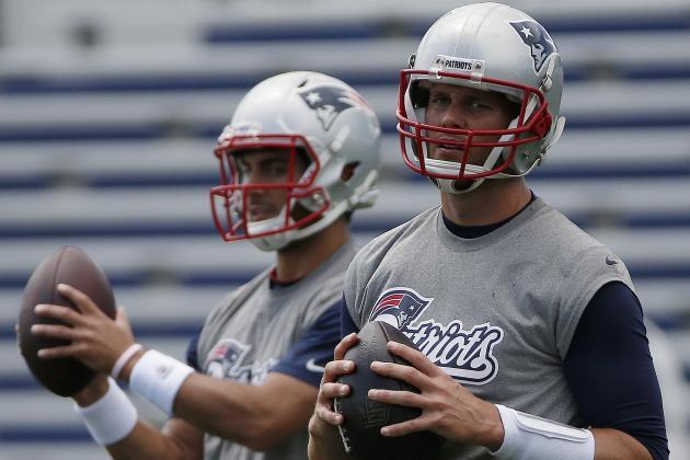 Brady on Critics: 'Wife, Mom Think I Play Pretty Good'