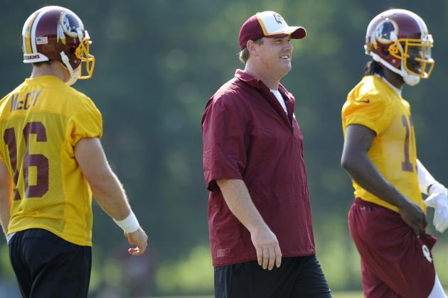 Redskins Cancel Last Practice of Minicamp