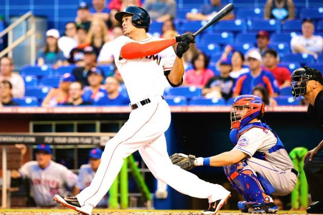 Giancarlo Stanton's MVP Charge Should End All Trade Speculation